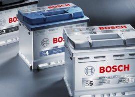 Doorlopende actie op Bosch accu